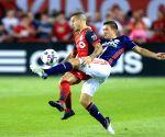 (SP)CANADA-TORONTO-SOCCER-MLS-TORONTO FC VS NEW ENGLAND REVOLUTION