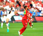 CANADA-TORONTO-SOCCER-MLS-TORONTO FC VS LA GALAXY