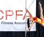 CANADA-TORONTO-POLE FITNESS COMPETITION