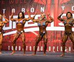 CANADA TORONTO BODYBUILDING IFBB CHAMPIONSHIPS