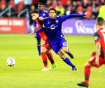 CANADA-TORONTO-SOCCER-MLS-TORONTO FC VS ORLANDO CITY SC