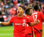 CANADA-TORONTO-SOCCER-MLS-TORONTO FC VS CHICAGO FIRE