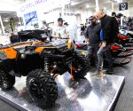 CANADA-TORONTO-INTERNATIONAL SNOWMOBILE ATV & POWERSPORTS SHOW