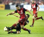 CANADA-TORONTO-SOCCER-MLS-TORONTO FC VS LOS ANGELES FOOTBALL CLUB