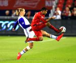 CANADA-TORONTO-SOCCER-MLS-TORONTO FC VS ORLANDO CITY