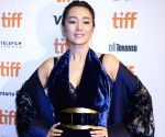 "CANADA TORONTO TIFF ""SATURDAY FICTION"
