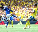 FRANCE TOULOUSE SOCCER EURO 2016 GROUP E ITALY VS SWEDEN