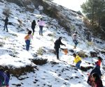Himachal sunny after snowfall, rain
