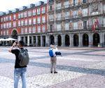 SPAIN MADRID COVID 19