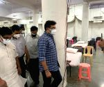 Free Photo:  Tow BJP MPs together started nine Covid Care Centres in Delhi