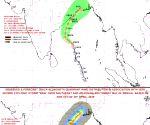 Track of Cyclone Fani