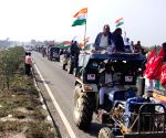 Tractor rally in Raj peaceful, leaders condemn violence in Delhi