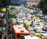 Traffic jam - ITO