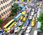 Traffic Jam at CR Avenue