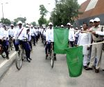 Cycle Rally ahead of World Bio-Fuel Day