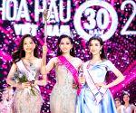 VIETNAM-HO CHI MINH CITY-MISS VIETNAM