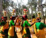 Tribals at Sonajhuri forest