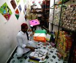 Kites being sold ahead of Independence Day celebrations