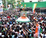 TMC activists observe Martyrs' Day