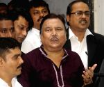 Madan Mitra  produced in Kolkata court