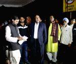 Mukul Roy at Jantar Manatar