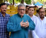 TMC leaders meet CEC