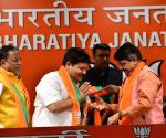TMC's Arjun Singh joins BJP