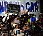 TMC's protest against CAA, NRC, NPR