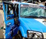 Trinamool MP Sushmita Dev, others attacked in Tripura, accuse BJP