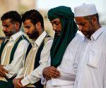 LIBYA TRIPOLI EID AL ADHA
