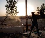 LIBYA TRIPOLI CONFLICT