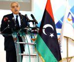 LIBYA TRIPOLI ELECTIONS PRESS CONFERENCE