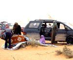LIBYA-BANI WALID-DISPLACED TAWERGHANS