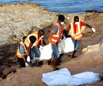 LIBYA TRIPOLI MIGRANTS DEATH
