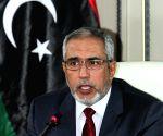 LIBYA TRIPOLI PRESS CONFERENCE