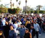 LIBYA TRIPOLI DEMONSTRATION