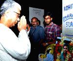 Manik Sarkar visits University of Hyderabad