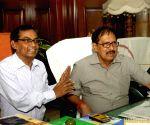 Tripura Speaker meets WB Speaker