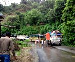 NE border row: Protesters block highway to Mizoram for 2nd day