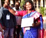 GHMC election results: TRS ahead, party workers celebrate