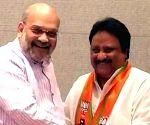 TRS leader AP Jithender Reddy joins BJP