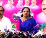 K. Kavitha's press conference