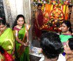 Sri Ujjaini Mahakali Devasthanam - K Kavita