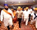 K. T. Rama Rao during 550th birth anniversary celebrations of Guru Nanak