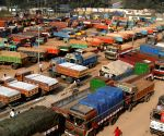 Truckers' strike halts goods movement across Karnataka