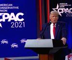 Trump hints at 2024 run, attacks Republicans