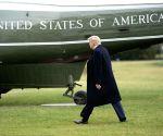 Trump warns Iran against 'sneak attack'