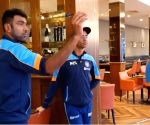 TT, darts, Shafali's batting help players pass time on rainy day