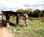 ARGENTINA TUCUMAN FLOOD EVACUATION
