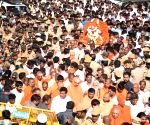 Thousands pay homage to Tumakuru seer